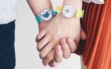 """Giới trẻ """"phát sốt"""" với đồng hồ tự thiết kế"""