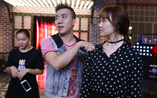 """Lip Sync Battle: Trấn Thành giúp Hari Won có tiết mục """"xàm"""" nhất sự nghiệp!"""