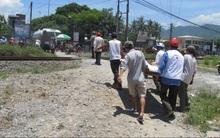 Đà Nẵng: Băng qua đường sắt, một phụ nữ bị tàu lửa tông chết thảm
