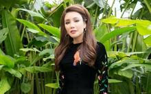 """Hồ Quỳnh Hương lộng lẫy trong ngày ra mắt album Bolero """"thai nghén"""" tận 4 năm"""