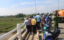 Quảng Nam: Thiếu nữ bỏ lại xe máy trên cầu rồi nhảy sông Bàn Thạch tự vẫn