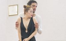 Khánh Thi khoe đường cong tối đa bên vũ công nổi tiếng thế giới