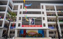 Nhiều năm phải khai giảng ngoài đường, nhưng giờ thì HS tiểu học Bà Triệu đã có trường mới vị trí đẹp nhất Hà Nội