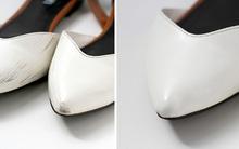 """Lôi ngay giày da """"cũ cũ bẩn bẩn"""" ra tân trang như mới chỉ với 1 nguyên liệu"""