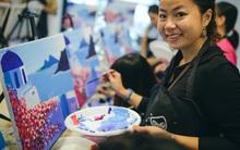 Có gì ở lớp học vẽ thư giãn đang cực hot tại Hà Nội và Sài Gòn thời gian gần đây?