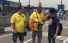 Móc túi, khủng bố… và những gian nan của phóng viên Việt Nam trên đường tác nghiệp Euro 2016