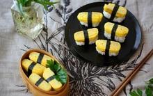 Chi tiết cách làm sushi trứng ngon đẹp y như ngoài tiệm
