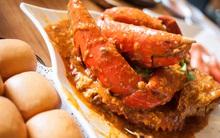 """Xem cách làm chilli crab ngon """"thần sầu"""" của Singapore"""