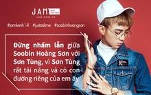 """Soobin Hoàng Sơn: """"Đừng nhầm lẫn giữa tôi và Sơn Tùng M-TP!"""""""