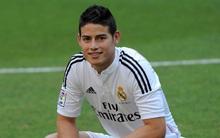 Real Madrid ngậm trái đắng vì James Rodriguez