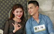 Chúng Huyền Thanh hộ tống bạn trai hot boy đi casting show âm nhạc