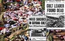 """Vụ """"thảm sát"""" kinh hoàng tại Jonestown: Gần 1,000 người uống thuốc độc, tự sát tập thể"""