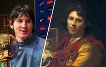 Sự giống nhau đáng kinh ngạc giữa Messi và họa sĩ Hà Lan nổi tiếng thế kỷ 17