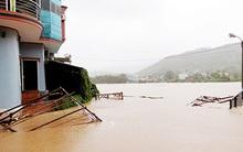 Quảng Ninh: 1 huyện bị cô lập hoàn toàn trong nước lũ