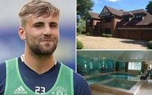 Bên trong ngôi biệt thự siêu sang Luke Shaw đang rao bán giá 2,6 triệu bảng
