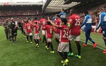 Lý do dàn sao MU mặc áo có tên trẻ em trước trận gặp Leicester