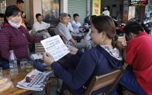 Thí sinh và phụ huynh được ăn cơm, nghỉ trưa miễn phí tại phòng máy lạnh ở Đà Nẵng