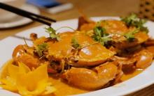 Đói chưa nhỉ? - Ở Hà Nội, dắt nhau đi ăn cua cho đỡ thèm... mùi biển!