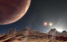 """Phát hiện hành tinh cực hiếm có 3 """"Mặt trời"""""""