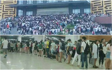 Trung Quốc: Phát ngốt với cuộc chiến giành chỗ tránh nóng ở thư viện trường