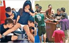 """Tập tục kinh dị """"chào mừng đàn em khóa mới"""" của sinh viên Hong Kong"""