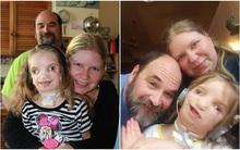 Vượt lên tất cả, cô bé 7 tuổi với gương mặt biến dạng này vẫn sống rất hạnh phúc
