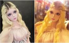 """Sau anh chàng mặt rắn, đến lượt cô """"búp bê Barbie"""" mang trong mình 1/4 dòng máu Nga khuấy đảo mạng xã hội"""