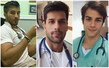 Những bác sĩ quyến rũ nhất thế giới khiến bệnh nhân nào cũng phải đứng hình