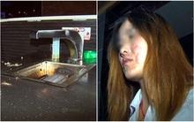 Trung Quốc: Đi ăn lẩu, cô gái bất ngờ bị nhân viên cửa hàng làm cháy mặt