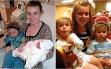 Mẹ đột tử khi đang tắm cho con, 2 con nhỏ chưa được mặc quần áo vẫn nghĩ mẹ đang ngủ