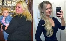 Bị người yêu ruồng bỏ, nàng béo giảm liền 59kg và lột xác thành người phụ nữ quyến rũ