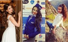 Chân dung nữ tiếp viên hàng không xinh đẹp và tài năng nhất nước Nga