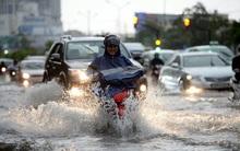 TP.HCM cập nhật tình hình mưa ngập qua Internet