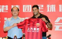 2 cầu thủ đá ở Trung Quốc dẫn đầu danh sách 10 ngôi sao hưởng lương cao nhất thế giới