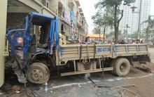 Vụ nổ kinh hoàng ở Hà Đông: Người lái ô tô tải đã tử vong