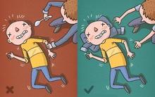 9 sai lầm khi cứu người mà bạn buộc phải nhớ kẻo rước thêm họa