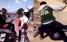 Bình Thuận: Truy tìm đối tượng đánh dã man nữ sinh trong đoạn clip gây xôn xao