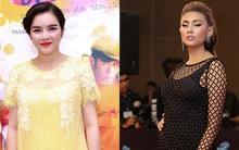 Những mỹ nhân Việt đột ngột tăng cân rồi giảm cân một cách ngoạn mục