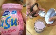 """Vụ khách hàng phản ánh sữa chua Susu lắng cặn đen: """"Đó chỉ là khoáng chất, vi chất, vitamin… bổ sung thêm"""""""