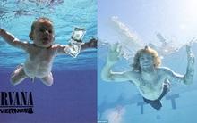 Sau 25 năm, cậu bé trong bể bơi nổi tiếng ngày nào đã chụp bức ảnh để đời thứ ba!
