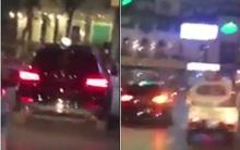 Hà Nội: Thanh niên điều khiển Mercedes chạy trốn 141, đám đông náo loạn truy đuổi