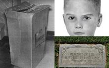 """""""Thi thể cậu bé trong chiếc hộp"""", vụ án bí ẩn hơn 60 năm không tìm ra hung thủ"""
