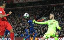 """De Gea tỏa sáng giúp Man Utd rời """"hiểm địa"""" Anfield với 1 điểm"""