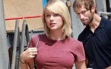 Sau tin đồn cãi nhau với Tom, Taylor Swift lại gây chú ý vì vòng 1 to bất thường