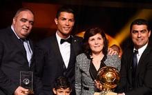 Mẹ Ronaldo tiết lộ món khoái khẩu của con trai cưng