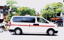 Động trời luật ngầm xe cứu thương