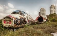 Chùm ảnh: bên trong nghĩa địa máy bay đầy ấn tượng tại Thái Lan