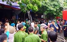Vụ cháy nhà 5 tầng ở Hà Nội: Một nạn nhân nữ đã tử vong