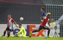Man Utd thua sốc trong trận mở màn ở Europa League