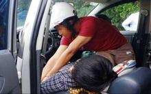 Dùng dao uy hiếp, cướp taxi giữa trung tâm Sài Gòn